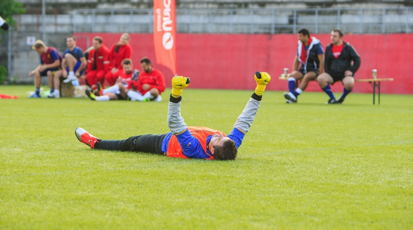 Unicredit Football Cup 2014 - Goalkeeper